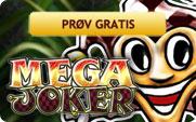 Spill Mega Joker og andre spill på Casumo.com