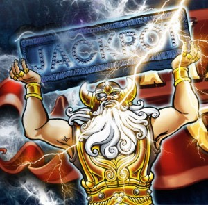 Progressiv Jackpot i Hall of Gods